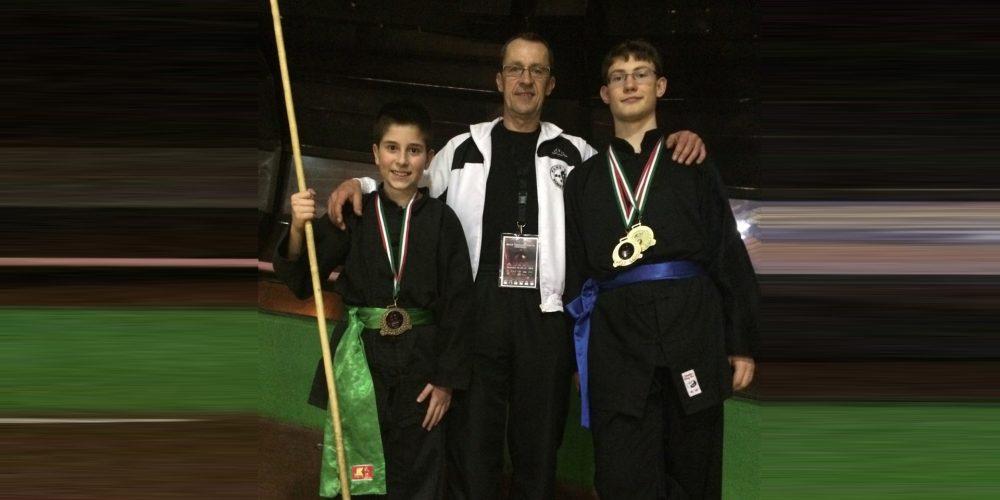 1. Tradicionalno Kung Fu Svjetsko prvenstvo