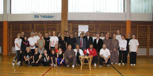 Održan prvi seminar u wushu disciplinama Taichi, Qingda i Sanda u organizaciji Balkanske wushu Federacije i Hrvatskog wushu saveza