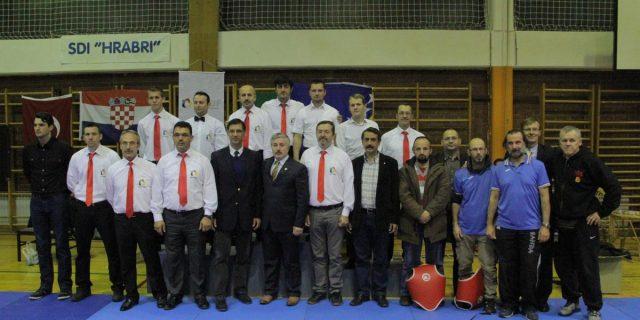 Održan 1. Balkan Qingda Open turnir u wushu borbama lakog kontakta