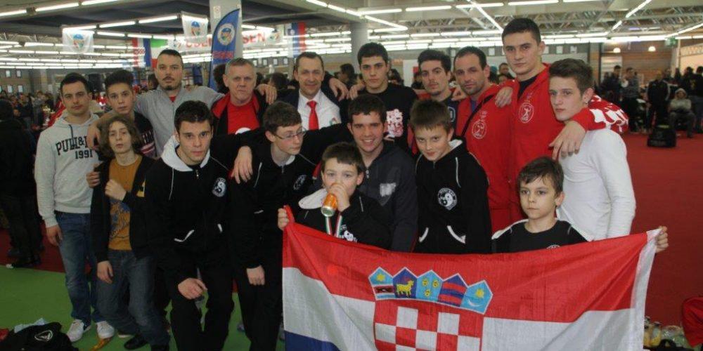 4. Sanda kup Udine, Italija
