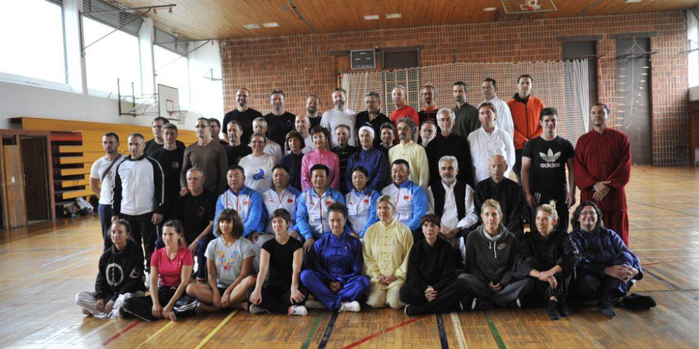 Duanwei komisija i delegacija Kineske wushu asocijacije u Zagrebu