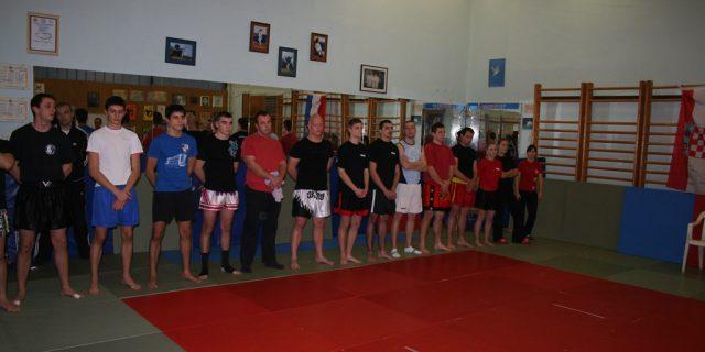 PRVO HRVATSKO QINGDA PRVENSTVO ODRŽANO U ZAGREBU 10.12.2011.