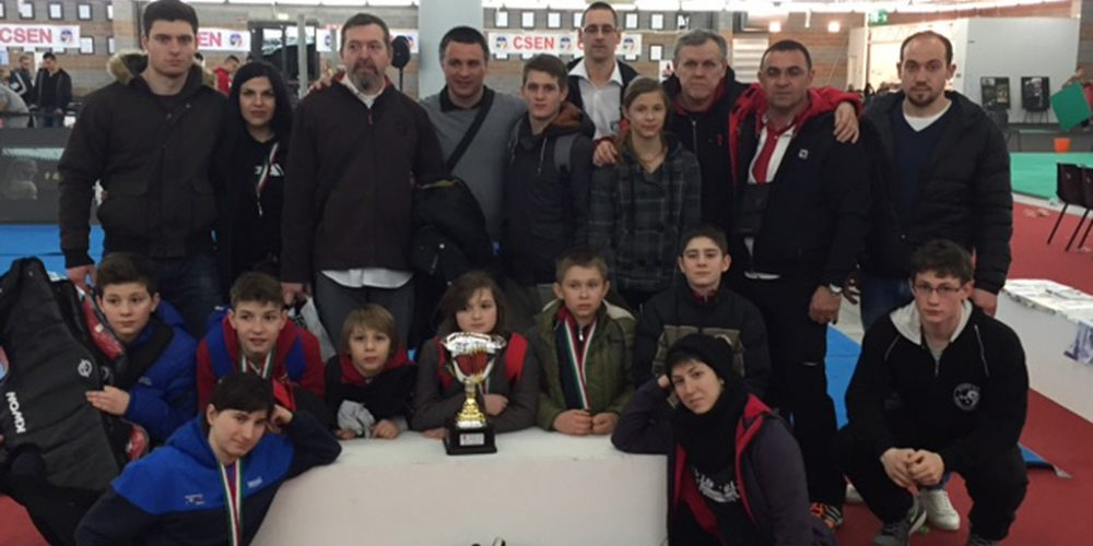 Wushu sanda kup Udine-Italija 15.03.2015.
