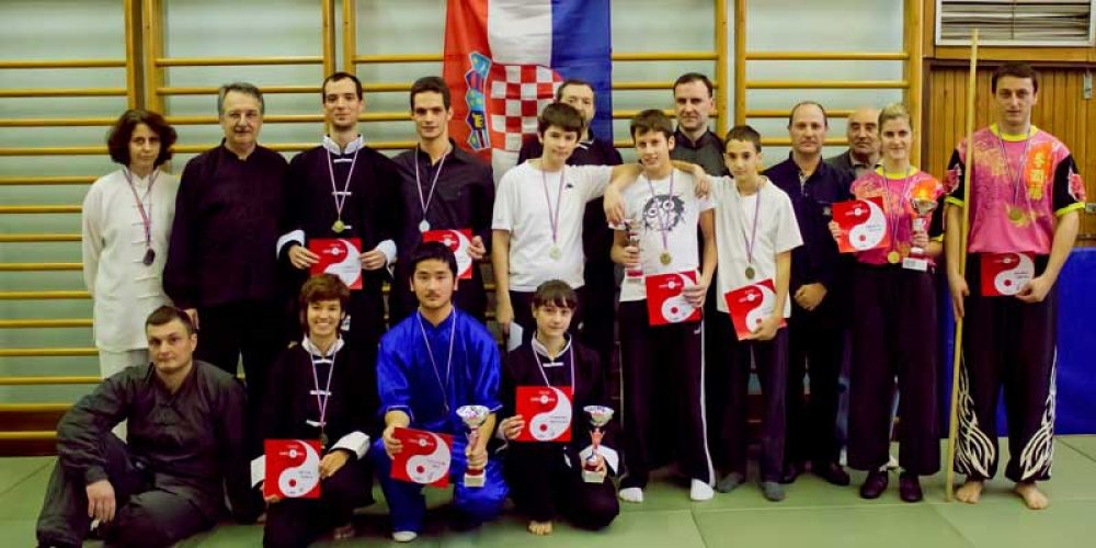 Održano 3. Hrvatsko prvenstvo u Taolu disciplinama