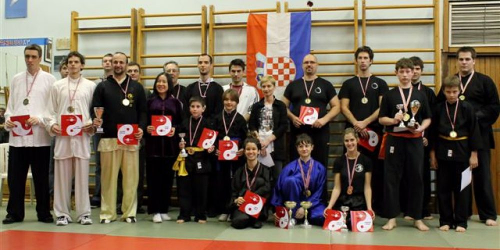 WUSHU PRVENSTVO HRVATSKE (Zagreb, 22. 12. 2012.)