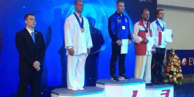 Izvrsni rezultati sa Europskog prvenstva u Moskvi