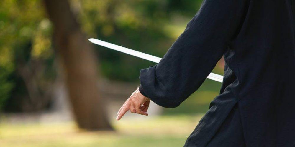 Program učenja tai chi vještine s mačem – tai chi chien (taiji jian)