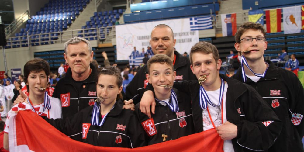 Drugo otvoreno wushu balkansko prvenstvo (Grčka, Atena- 24.-26. 04. 2015.)