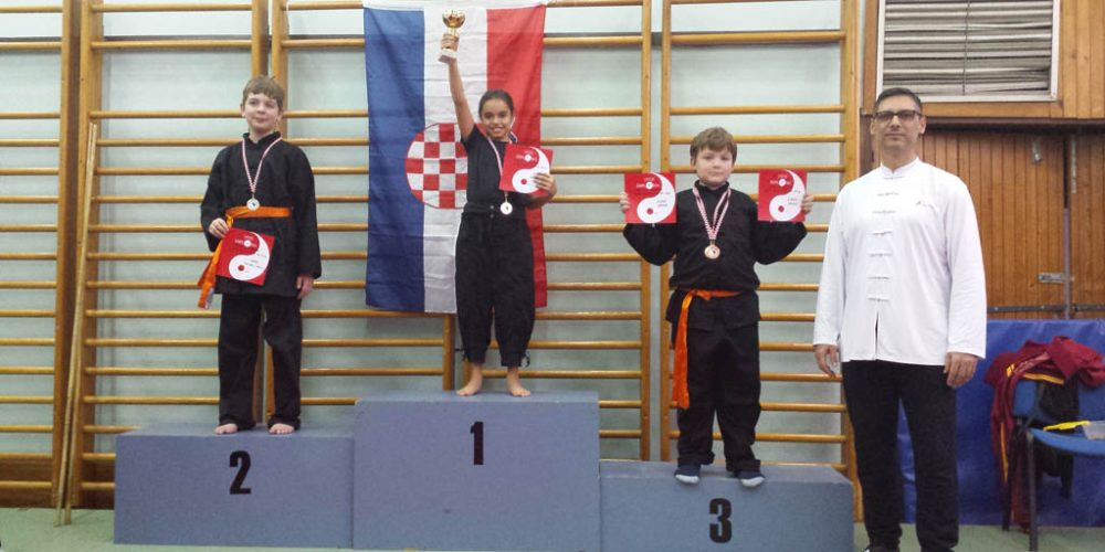 Hrvatsko Wushu državno prvenstvo 12.-13.12.2015.