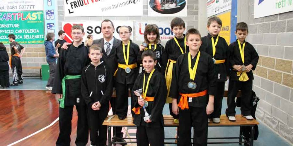 Europski Wushu Cup ACSI 2014