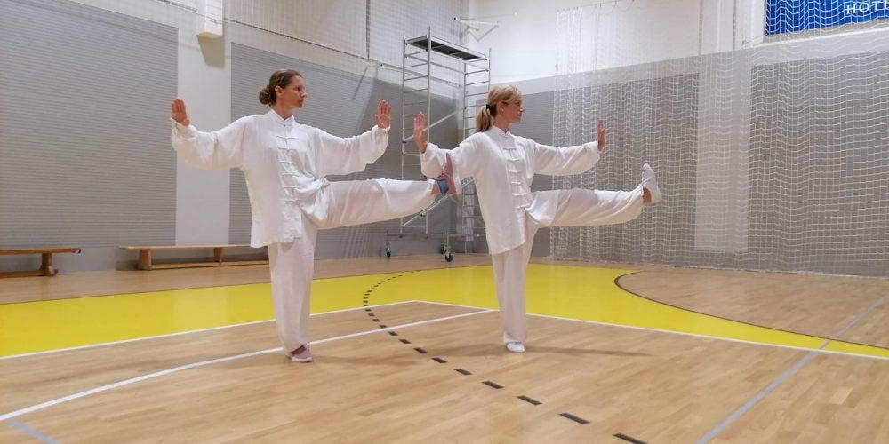 Sportske pripreme hrvatske wushu reprezentacije – Poreč 15-20.09.2020