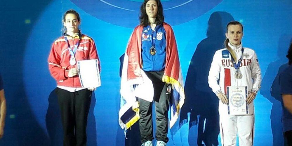 Hrvatski kungfu borci osvojili četiri zlata u Tbilisiju