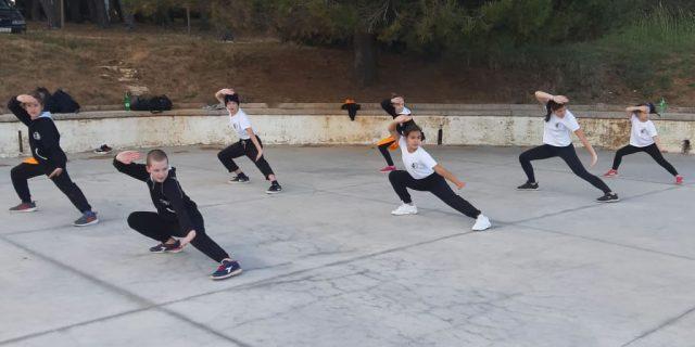 Wushu u Istri krenuo sa treninzima u prirodi